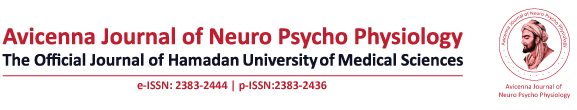 Avicenna Journal of Neuro Psycho Physiology